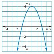 Big Ideas Math Algebra 1 Solutions Chapter 8 Graphing Quadratic Functions q 1