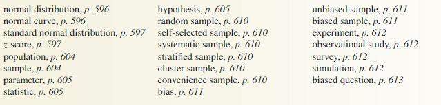 Big Ideas Math Algebra 2 Solutions Chapter 11 Data Analysis and Statistics 11.3 10
