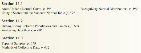 Big Ideas Math Algebra 2 Solutions Chapter 11 Data Analysis and Statistics 11.3 11