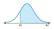 Big Ideas Math Algebra 2 Solutions Chapter 11 Data Analysis and Statistics ca 7