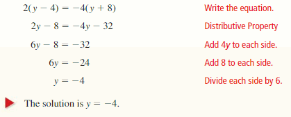Big Ideas Math Answer Key Algebra 1 Chapter 1 Solving Linear Equations 111