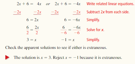 Big Ideas Math Answer Key Algebra 1 Chapter 1 Solving Linear Equations 113