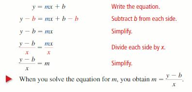 Big Ideas Math Answer Key Algebra 1 Chapter 1 Solving Linear Equations 115