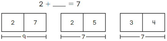 Big Ideas Math Answer Key Grade 1 Chapter 1 Addition and Subtraction Situations 94