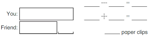 Big Ideas Math Answer Key Grade 1 Chapter 10 Measure and Compare Lengths 63