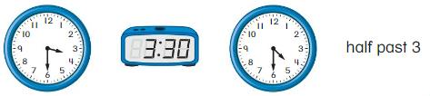 Big Ideas Math Answer Key Grade 1 Chapter 12 Tell Time 106