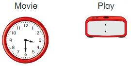 Big Ideas Math Answer Key Grade 1 Chapter 12 Tell Time 108