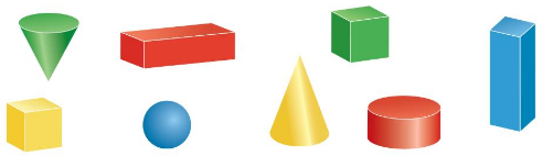Big Ideas Math Answer Key Grade 1 Chapter 13 Two-and Three-Dimensional Shapes 185