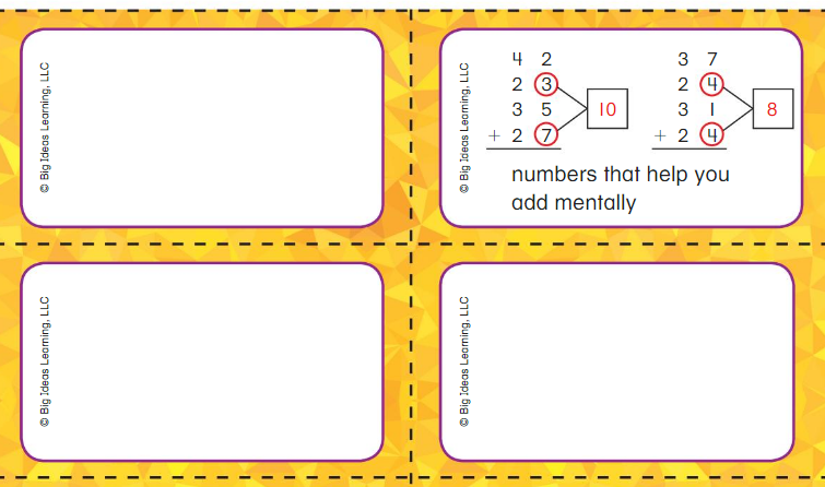 Big Ideas Math Answer Key Grade 2 Chapter 9 Add Numbers within 1,000 v 6