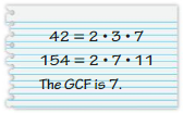 Big Ideas Math Answer Key Grade 6 Advanced Chapter 1 Numerical Expressions and Factors 36