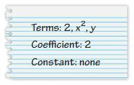 Big Ideas Math Answer Key Grade 6 Chapter 5 Algebraic Expressions and Properties 20