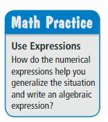 Big Ideas Math Answer Key Grade 6 Chapter 5 Algebraic Expressions and Properties 32.1