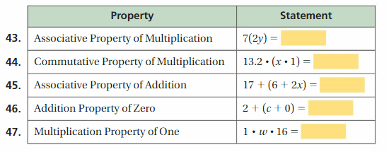 Big Ideas Math Answer Key Grade 6 Chapter 5 Algebraic Expressions and Properties 64