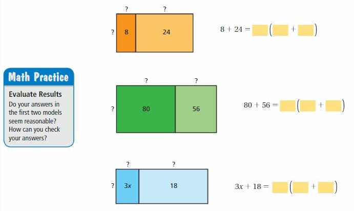 Big Ideas Math Answer Key Grade 6 Chapter 5 Algebraic Expressions and Properties 85