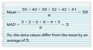 Big Ideas Math Answer Key Grade 6 Chapter 9 Statistical Measures 9.5 11