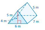 Big Ideas Math Answer Key Grade 7 Chapter 10 Surface Area and Volume 10.1 18