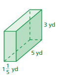 Big Ideas Math Answer Key Grade 7 Chapter 10 Surface Area and Volume 10.1 20