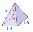 Big Ideas Math Answer Key Grade 7 Chapter 10 Surface Area and Volume 10.5 17