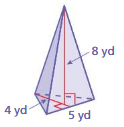Big Ideas Math Answer Key Grade 7 Chapter 10 Surface Area and Volume 10.5 19