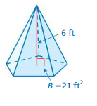 Big Ideas Math Answer Key Grade 7 Chapter 10 Surface Area and Volume 10.5 3