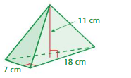 Big Ideas Math Answer Key Grade 7 Chapter 10 Surface Area and Volume 10.5 6