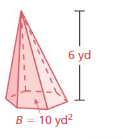 Big Ideas Math Answer Key Grade 7 Chapter 10 Surface Area and Volume 10.5 7