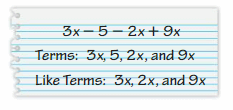 Big Ideas Math Answer Key Grade 7 Chapter 3 Expressions 23