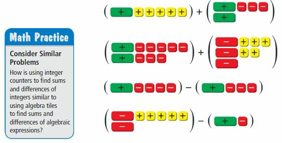 Big Ideas Math Answer Key Grade 7 Chapter 3 Expressions 32
