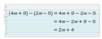 Big Ideas Math Answer Key Grade 7 Chapter 3 Expressions 44
