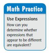 Big Ideas Math Answer Key Grade 7 Chapter 3 Expressions 48.1