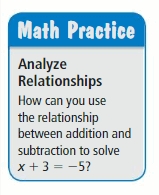 Big Ideas Math Answer Key Grade 7 Chapter 4 Equations and Inequalities 10