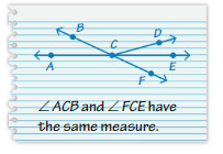 Big Ideas Math Answer Key Grade 7 Chapter 9 Geometric Shapes and Angles 9.5 17