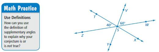 Big Ideas Math Answer Key Grade 7 Chapter 9 Geometric Shapes and Angles 9.5 2