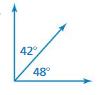 Big Ideas Math Answer Key Grade 7 Chapter 9 Geometric Shapes and Angles 9.5 22