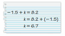 Big Ideas Math Answer Key Grade 8 Chapter 1 Equations 27