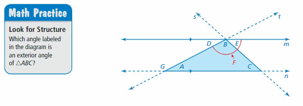 Big Ideas Math Answer Key Grade 8 Chapter 3 Angles and Triangles 39