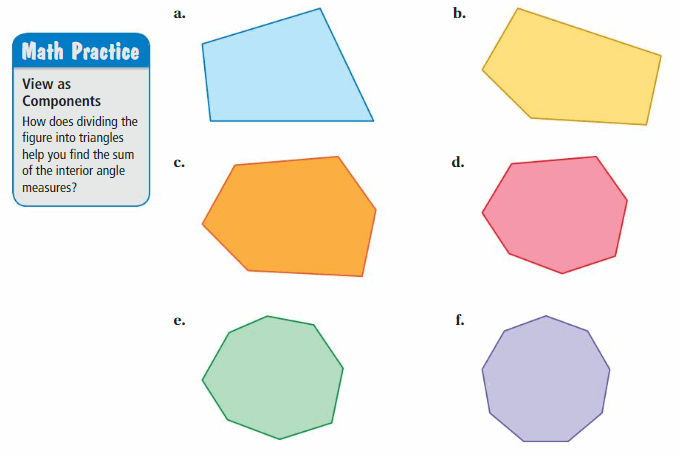 Big Ideas Math Answer Key Grade 8 Chapter 3 Angles and Triangles 61