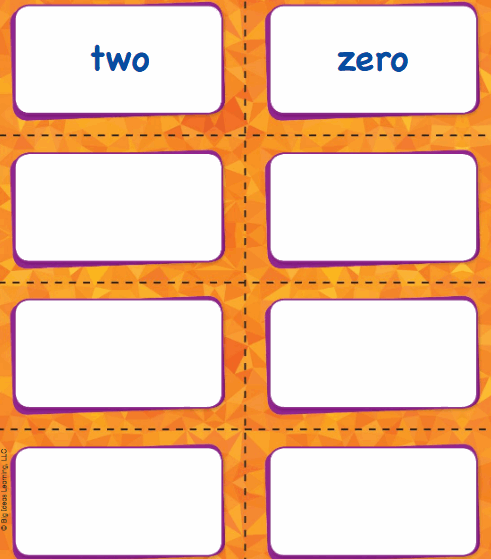 Big Ideas Math Answer Key Grade K Chapter 1 Count and Write Numbers Numbers 0 to 5 5