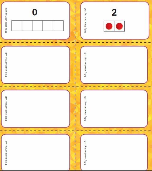 Big Ideas Math Answer Key Grade K Chapter 1 Count and Write Numbers Numbers 0 to 5 6