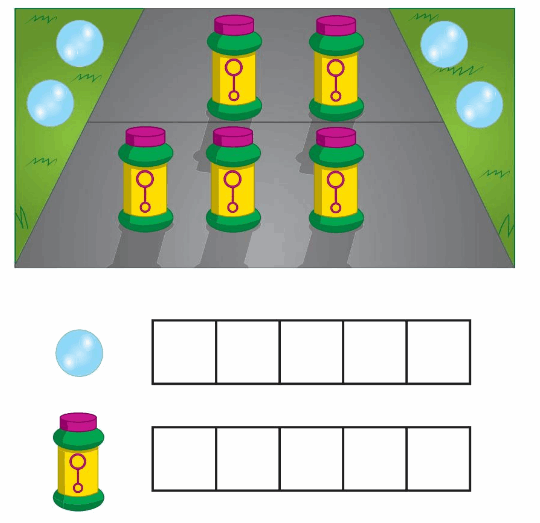 Big Ideas Math Answer Key Grade K Chapter 1 Count and Write Numbers Numbers 0 to 5 82