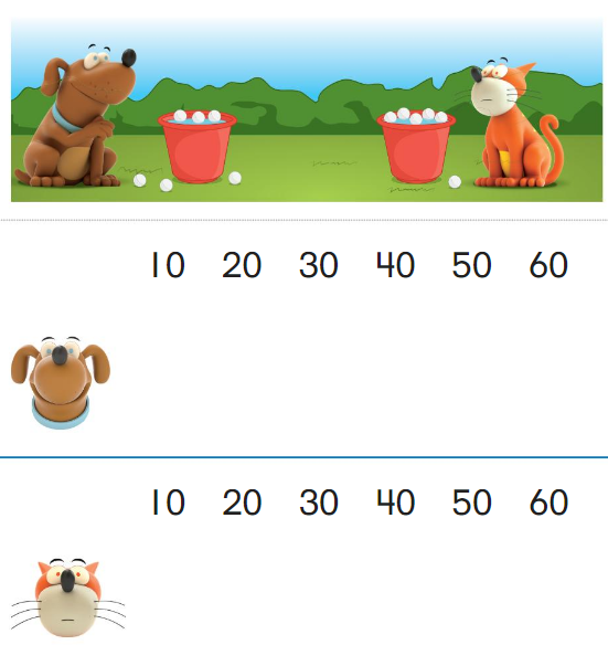 Big Ideas Math Answer Key Grade K Chapter 10 Count to 100 10.4 6