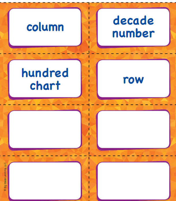 Big Ideas Math Answer Key Grade K Chapter 10 Count to 100 v 2
