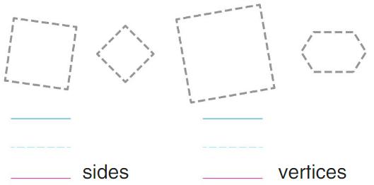 Big Ideas Math Answer Key Grade K Chapter 11 Identify Two-Dimensional Shapes 11.4 11