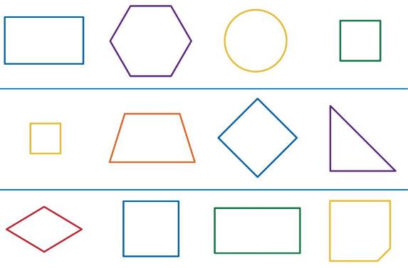 Big Ideas Math Answer Key Grade K Chapter 11 Identify Two-Dimensional Shapes 11.4 2