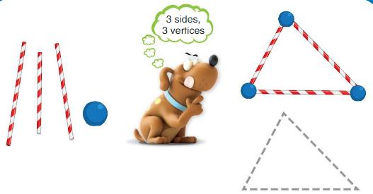 Big Ideas Math Answer Key Grade K Chapter 11 Identify Two-Dimensional Shapes 11.7 2