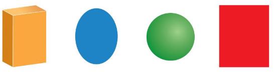 Big Ideas Math Answer Key Grade K Chapter 12 Identify Three-Dimensional Shapes 12.1 3