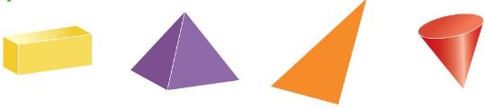 Big Ideas Math Answer Key Grade K Chapter 12 Identify Three-Dimensional Shapes 12.1 6