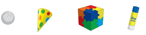 Big Ideas Math Answer Key Grade K Chapter 12 Identify Three-Dimensional Shapes 12.4 6