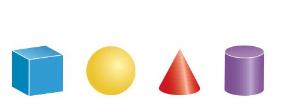 Big Ideas Math Answer Key Grade K Chapter 12 Identify Three-Dimensional Shapes chp 10