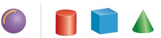 Big Ideas Math Answer Key Grade K Chapter 12 Identify Three-Dimensional Shapes chp 3